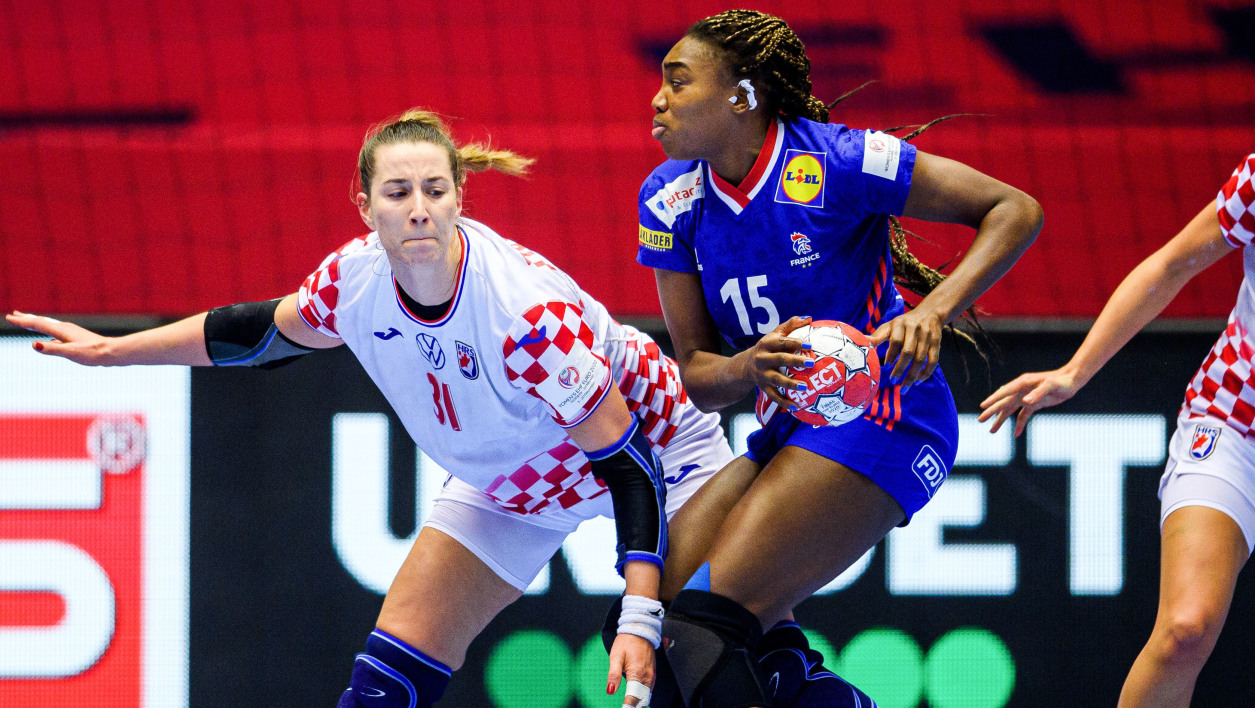 France-Croatie en handball