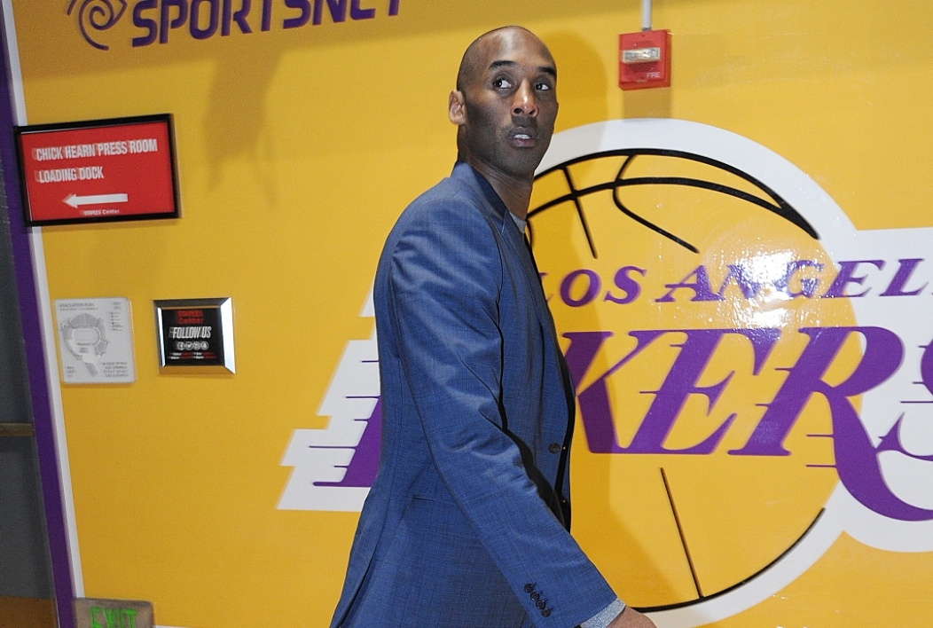 Kobe Bryant, la superstar des Los Angeles Lakers