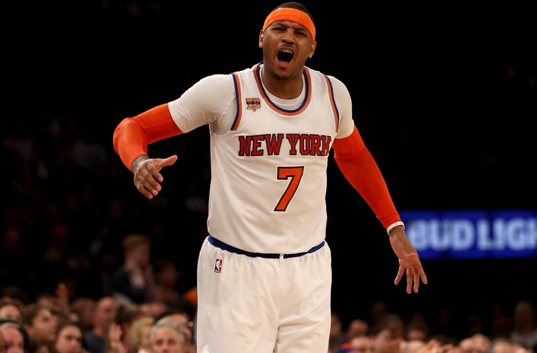 Carmelo Anthony a