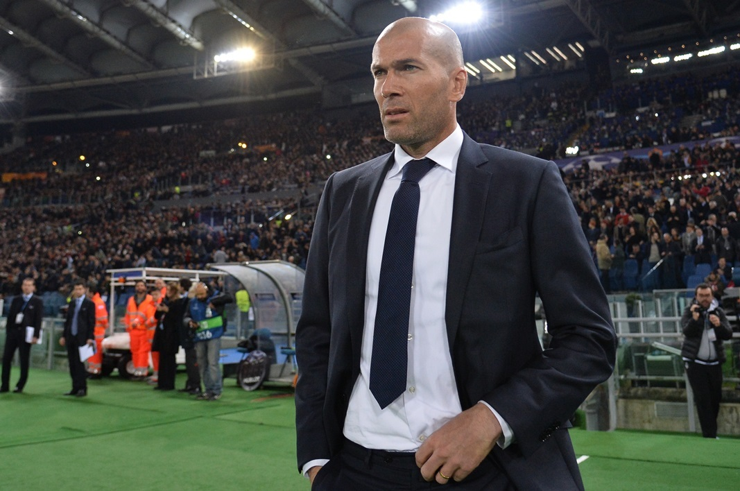 Man City-Real : Zidane a encore craqué son pantalon