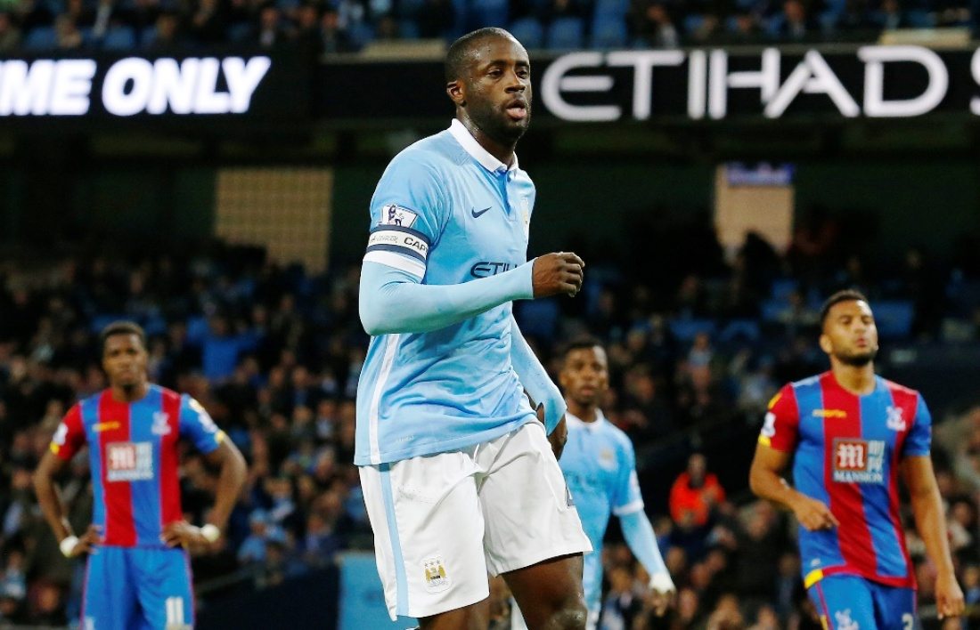 "Man.City: ""Yaya Touré va s'en aller"", assure son agent"