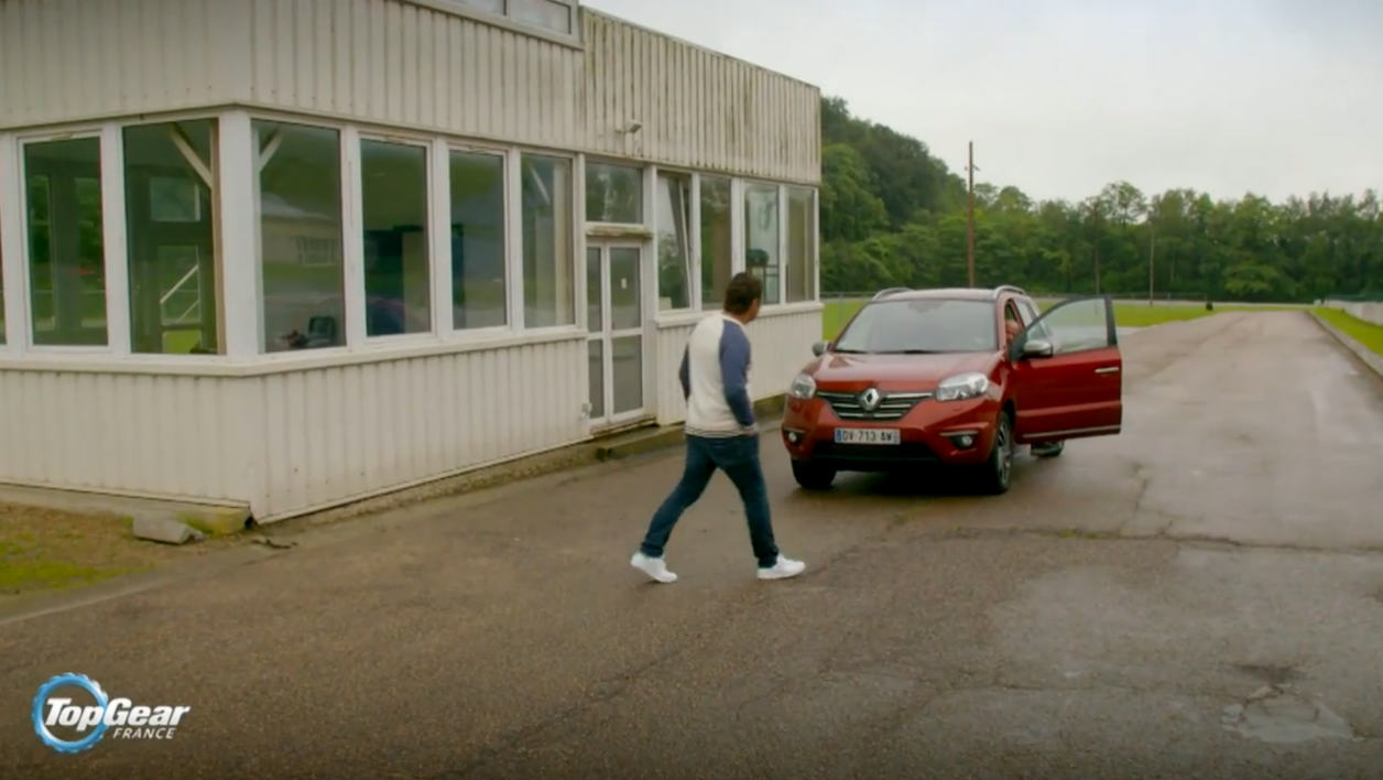 Top Gear France Saison 3: extrait exclusif de l'épisode 3