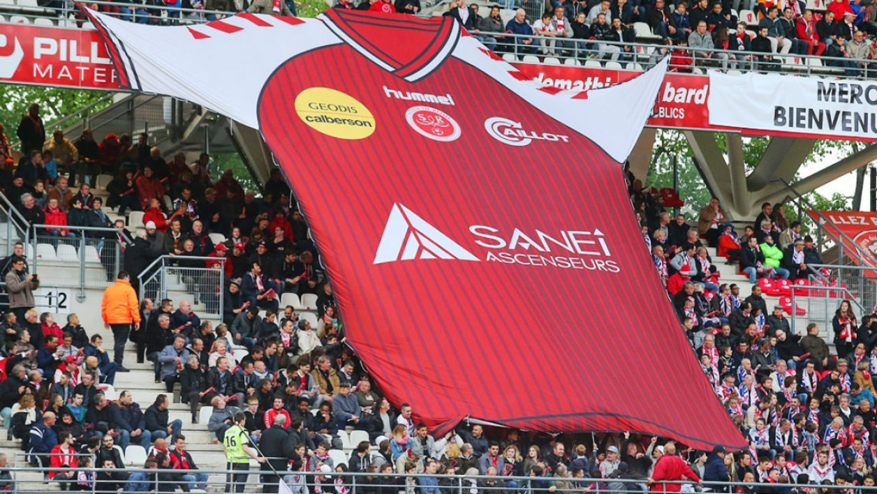 Reims assoit encore un peu plus son avance en Ligue 2