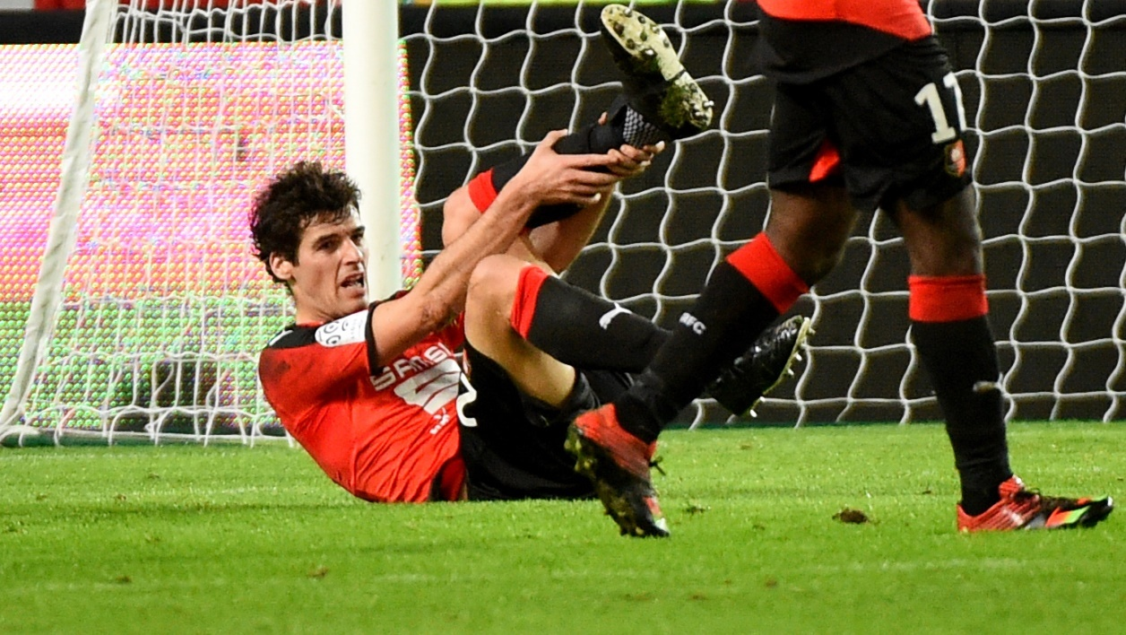 "Rennes : Gourcuff  sera ""indisponible plusieurs jours"""
