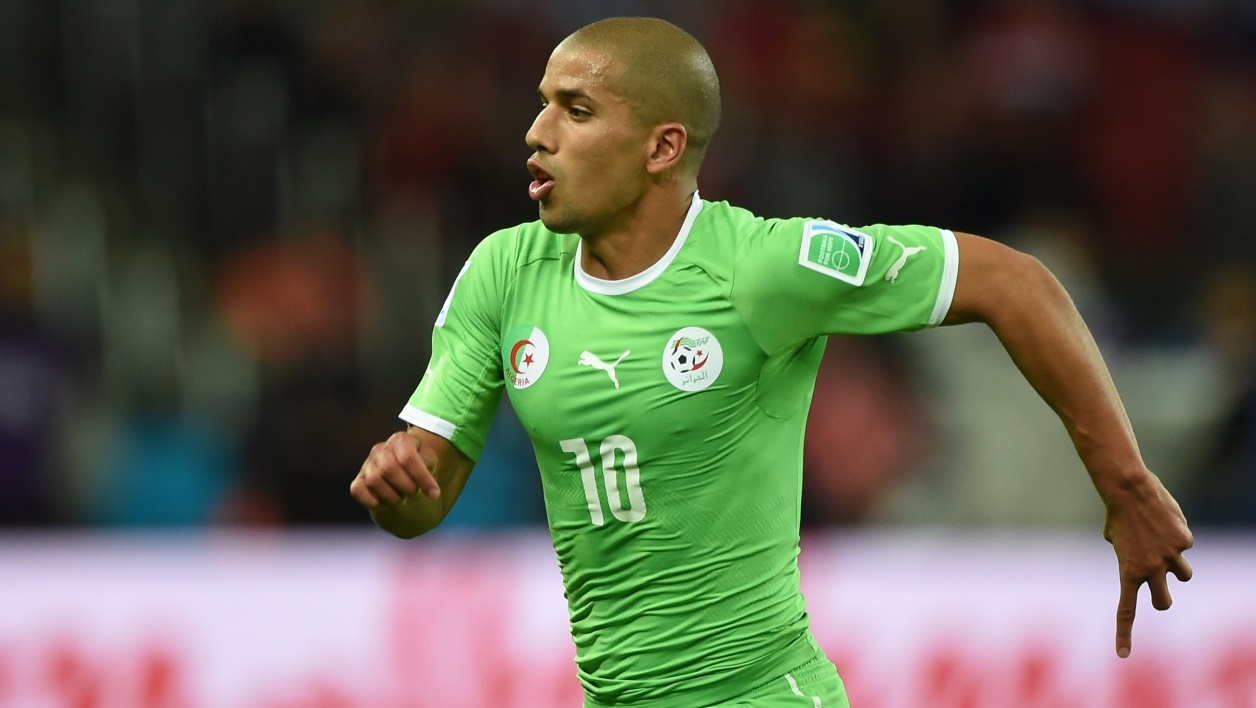 Sofiane Feghouli signe à Galatasaray (officiel)