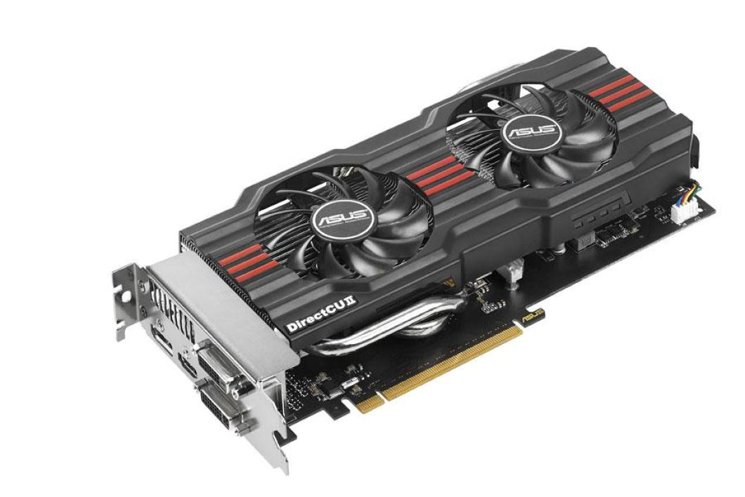 Asus GeForce GTX 660 DirectCU II TOP (GTX660-DC2T-2GD5)