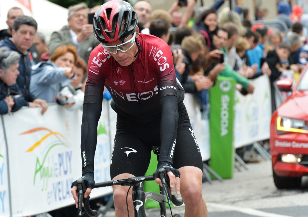 Christopher Froome (Team Ineos)