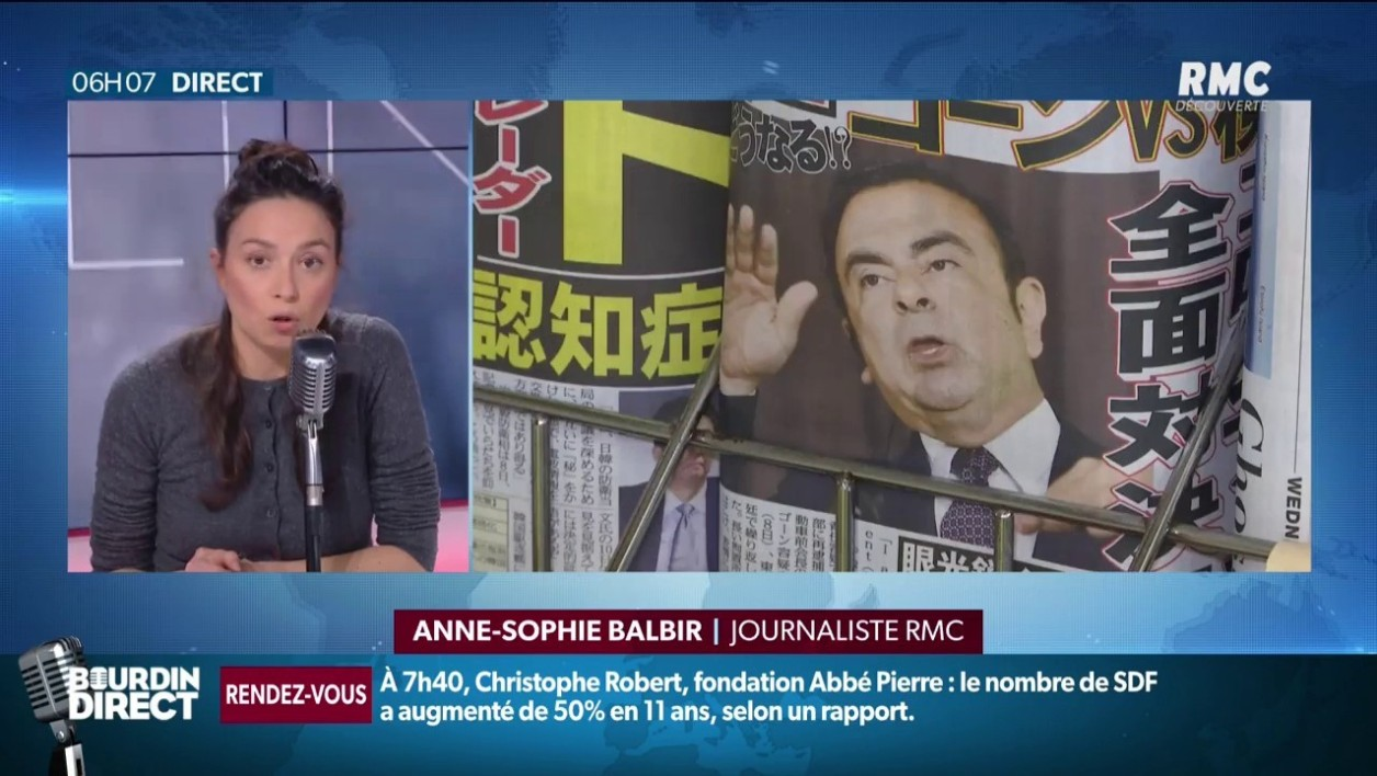 Depuis sa cellule japonaise, Carlos Ghosn clame son innocence et accuse Nissan de trahison