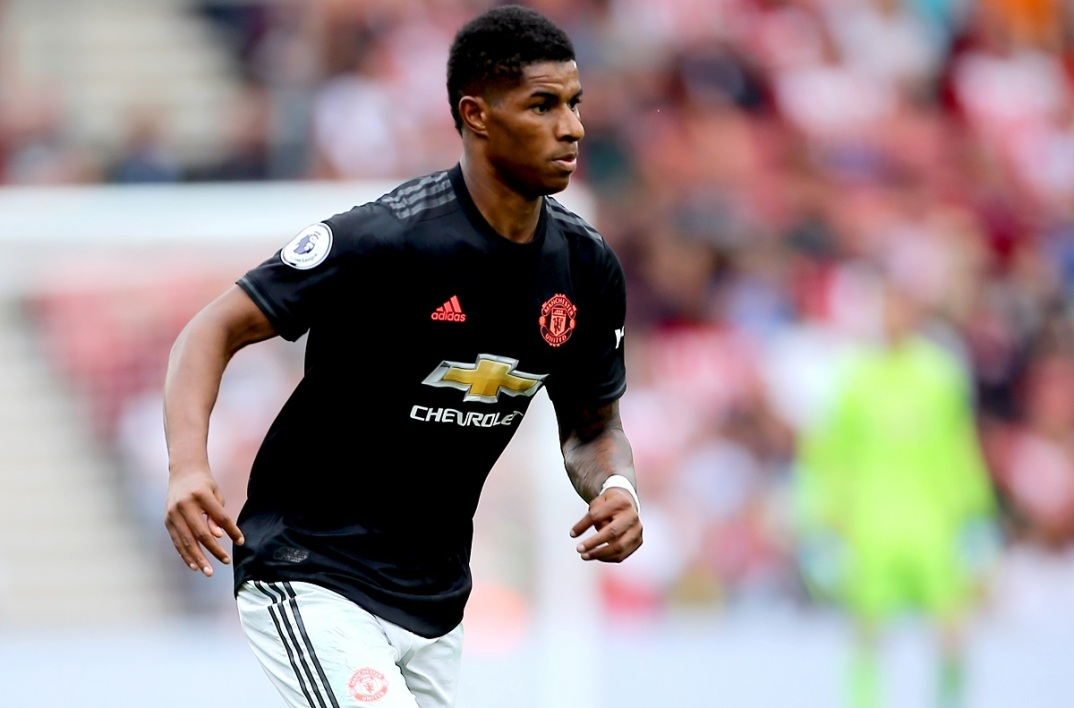 Manchester United: Rashford absent au moins six semaines
