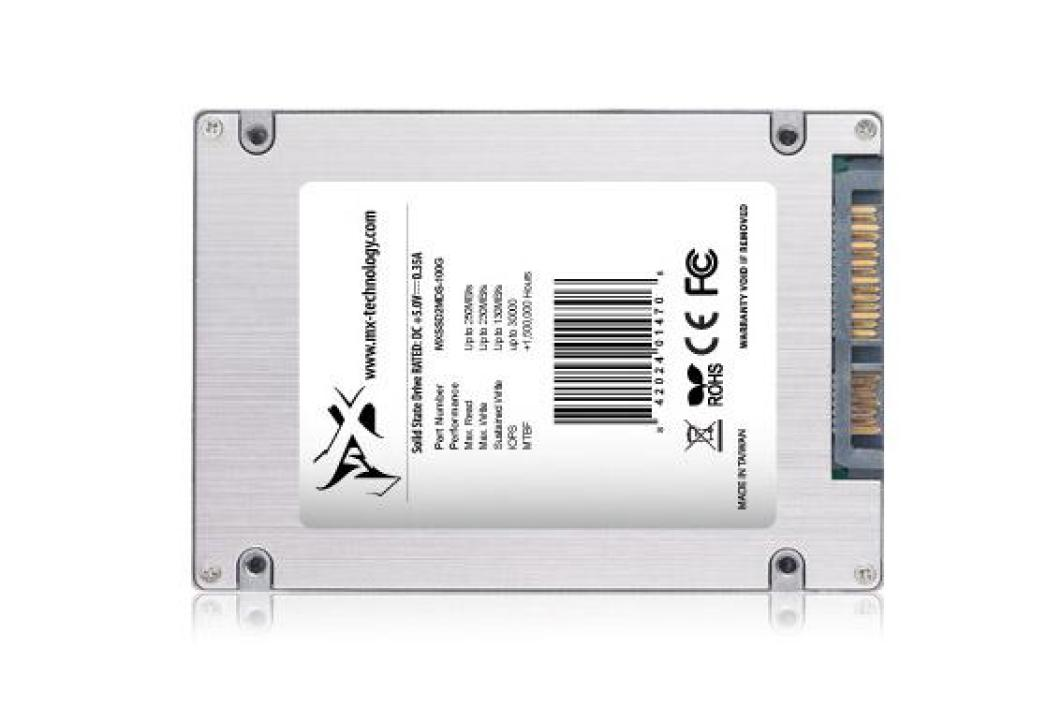 Mach Xtreme Technology SSD MX-DS