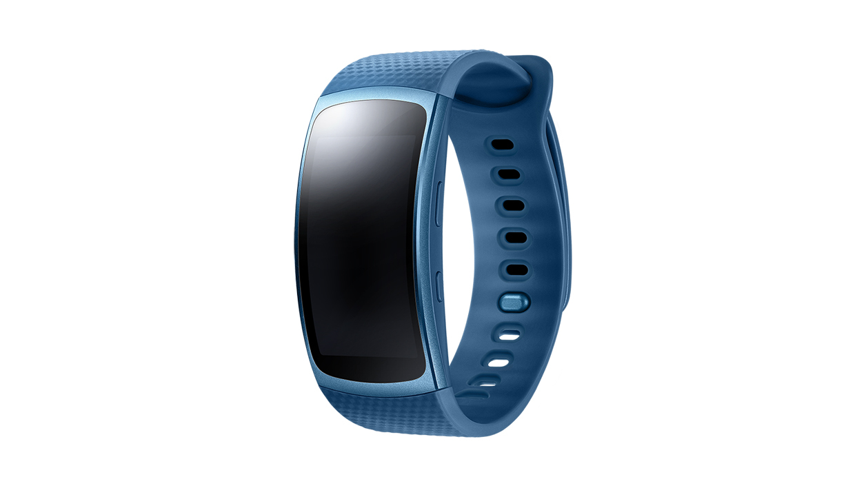 Le Samsung Gear Fit 2