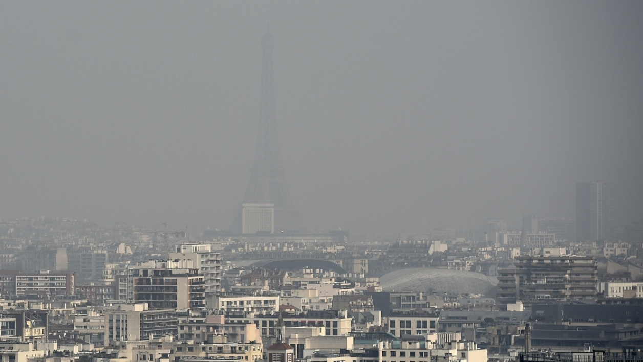 La pollution coûte cher à la France.
