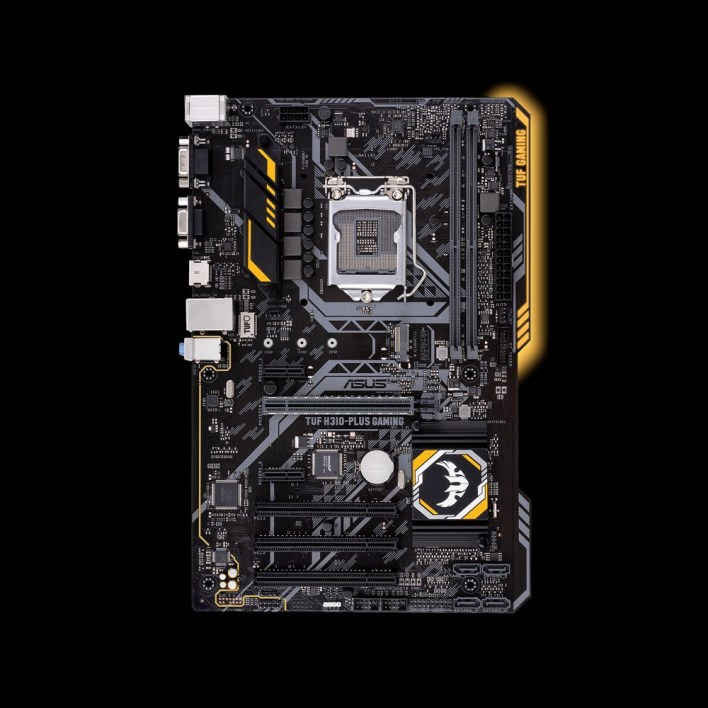 Fiche technique ASUS TUF H310-PLUS GAMING