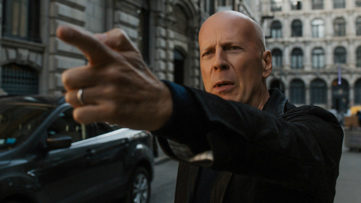 Bruce Willis dans Death Wish