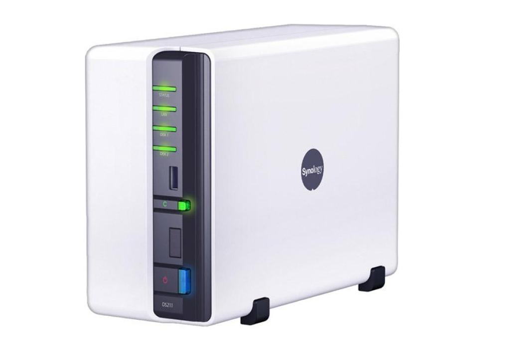 Synology DiskStation DS211