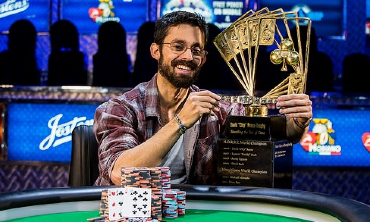 WSOP 2015 : Mike Gorondinsky remporte le Players Championship