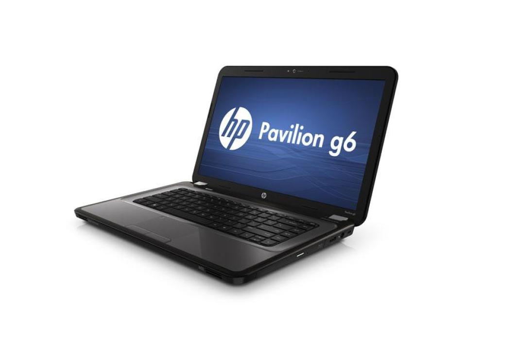 hp pavilion g6 1145ef le test complet. Black Bedroom Furniture Sets. Home Design Ideas
