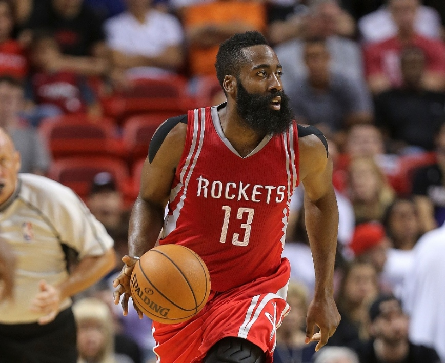 Houston : James Harden