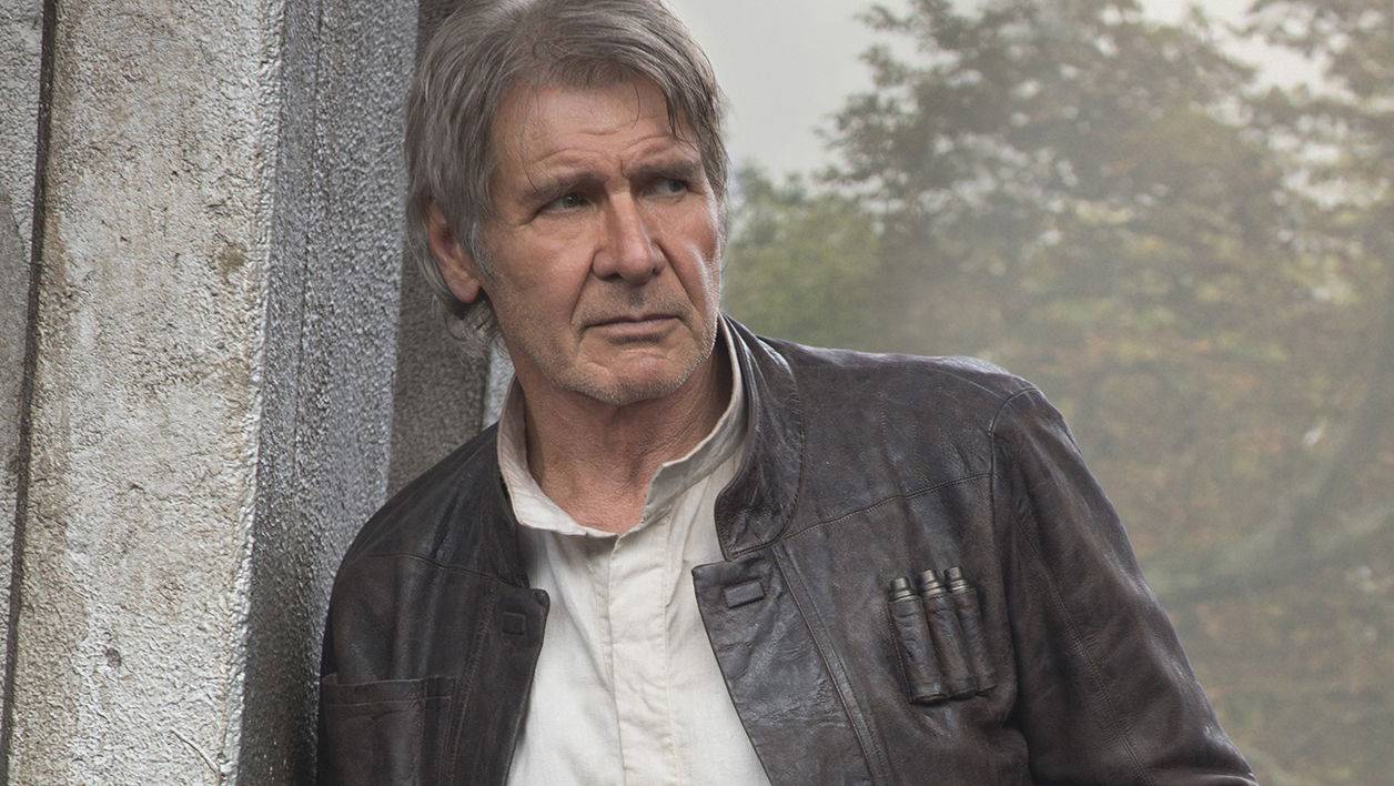Harrison Ford dans Star Wars 7