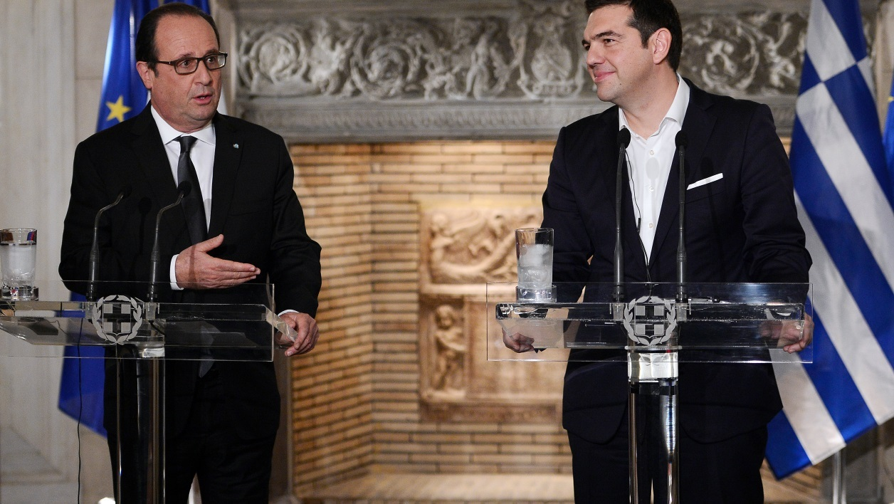 Grèce France  Allemagne  Alexis Tsipras Wolfgang Schaüble Accord Europe