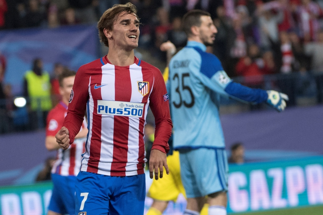 "Atlético de Madrid: Simeone juge ""normal"" que Griezmann soit courtisé"