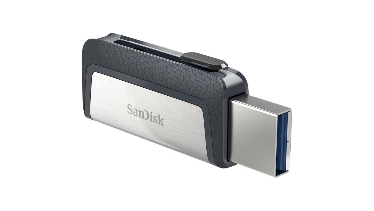 SanDisk Ultra Dual Drive Type-C 32 Go