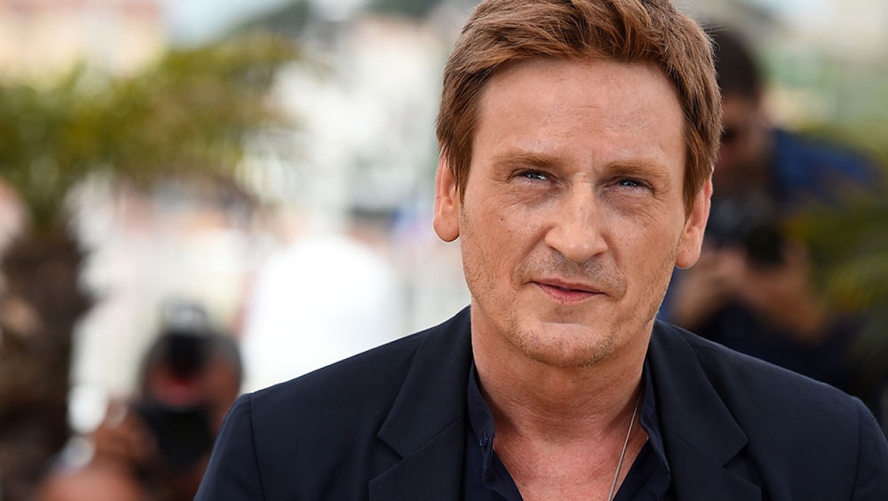 "This file photo taken on May 13, 2015 shows French actor Benoit Magimel posing during a photocall for the film ""Standing Tall"" (Tete Haute) ahead of the opening of the 68th Cannes Film Festival in Cannes, southeastern France, on May 13, 2015. The actor that just won the Best Supporting Actor award for ""La Tete Haute (Standing Tall)"" during the 41st edition of the Cesar Ceremony was held in custody on March 13, 2016 for unintentional injuries and use of narcotics after he ran over a sexagenarian woman in Paris, according to judicial and police-related sources."