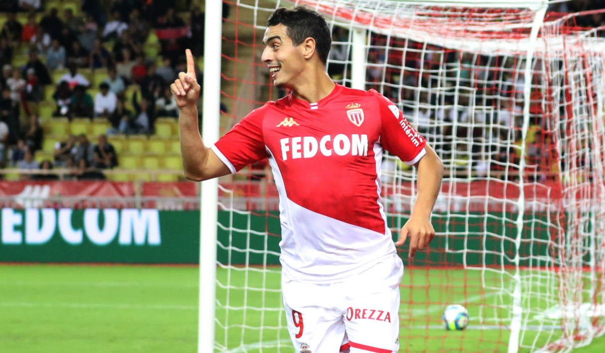 Wissam Ben Yedder brille avec l'AS Monaco