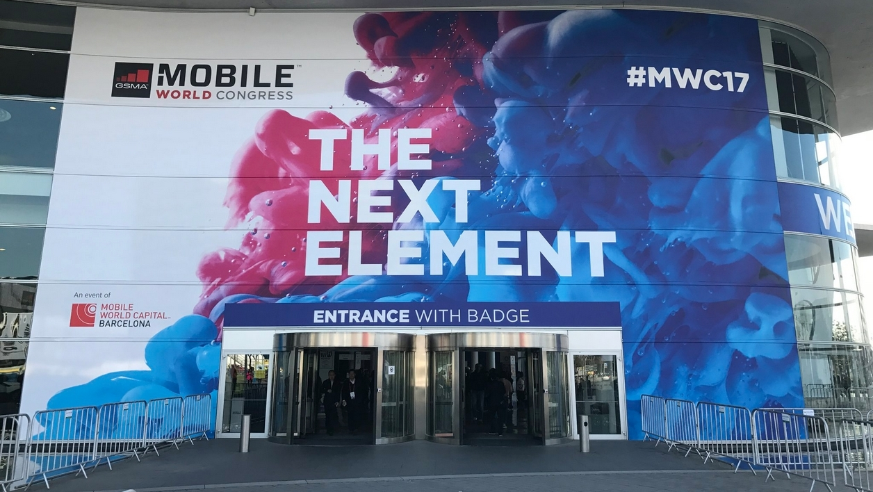Mobile World Congress 2017: une avalanche de smartphones, un PC et une tablette