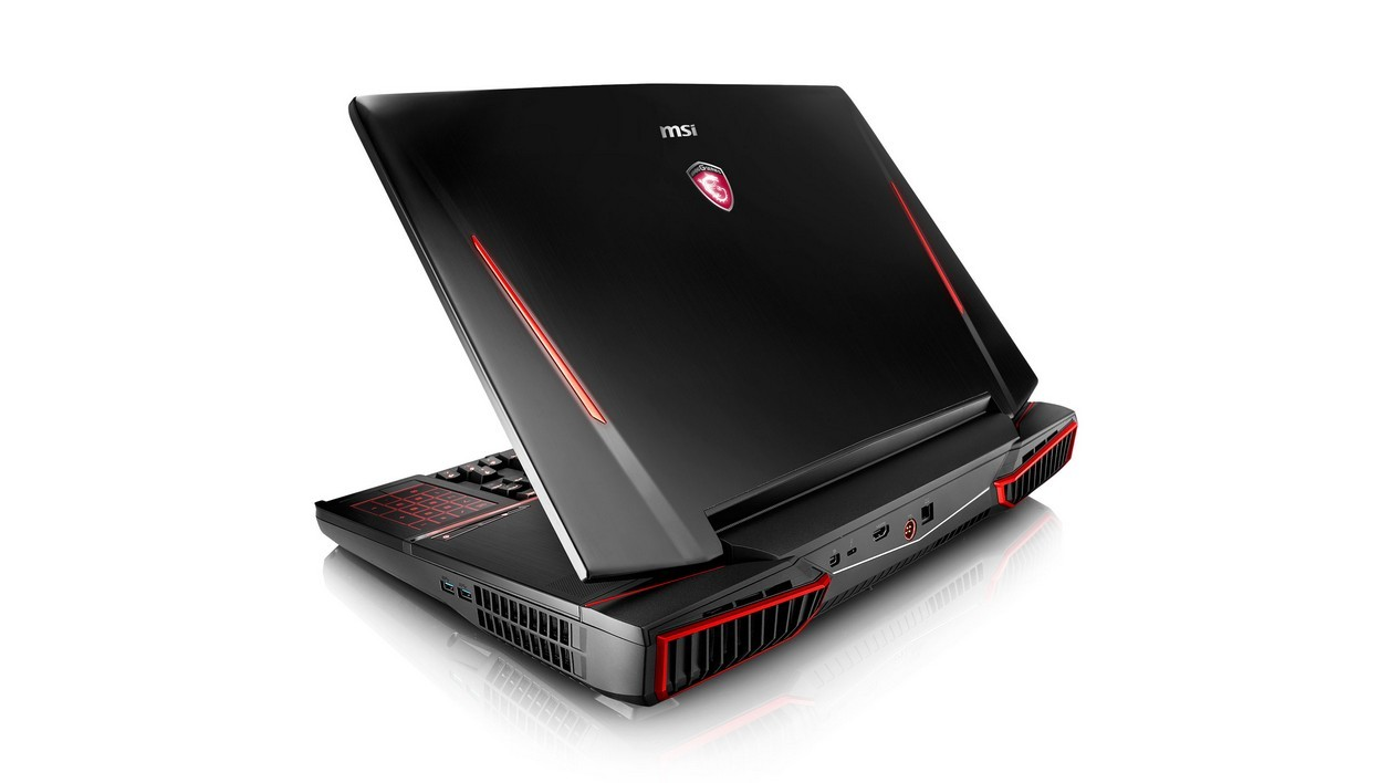 msi gt83vr 6rf titan sli 6rf 037fr le test complet. Black Bedroom Furniture Sets. Home Design Ideas