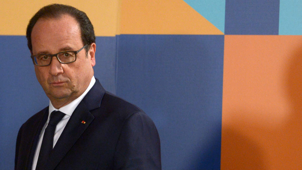 Secret défense: que risque François Hollande? - Matthew Mirabelli - AFP