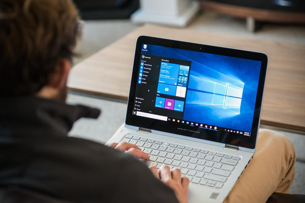 Microsoft Windows 10 ordinateur portable