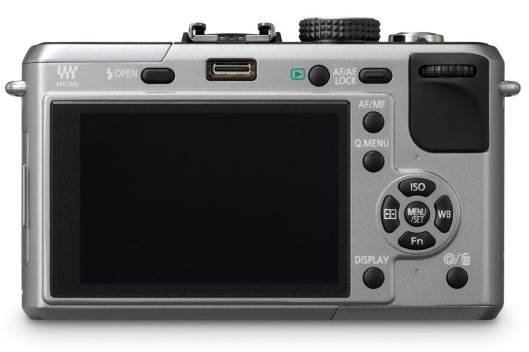 Panasonic Lumix DMC-GF1 + 20 mm