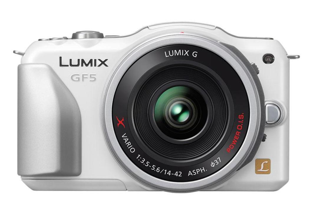Panasonic Lumix DMC-GF5X