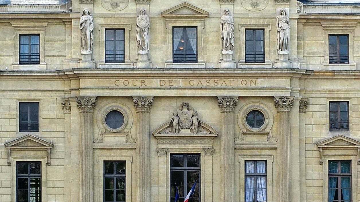 justice tribunal cour cassation paris