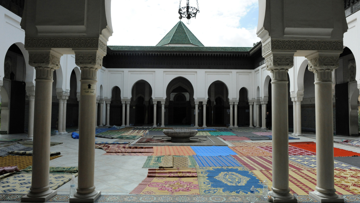 La Grande mosquée de Paris. (photo d'illustration)