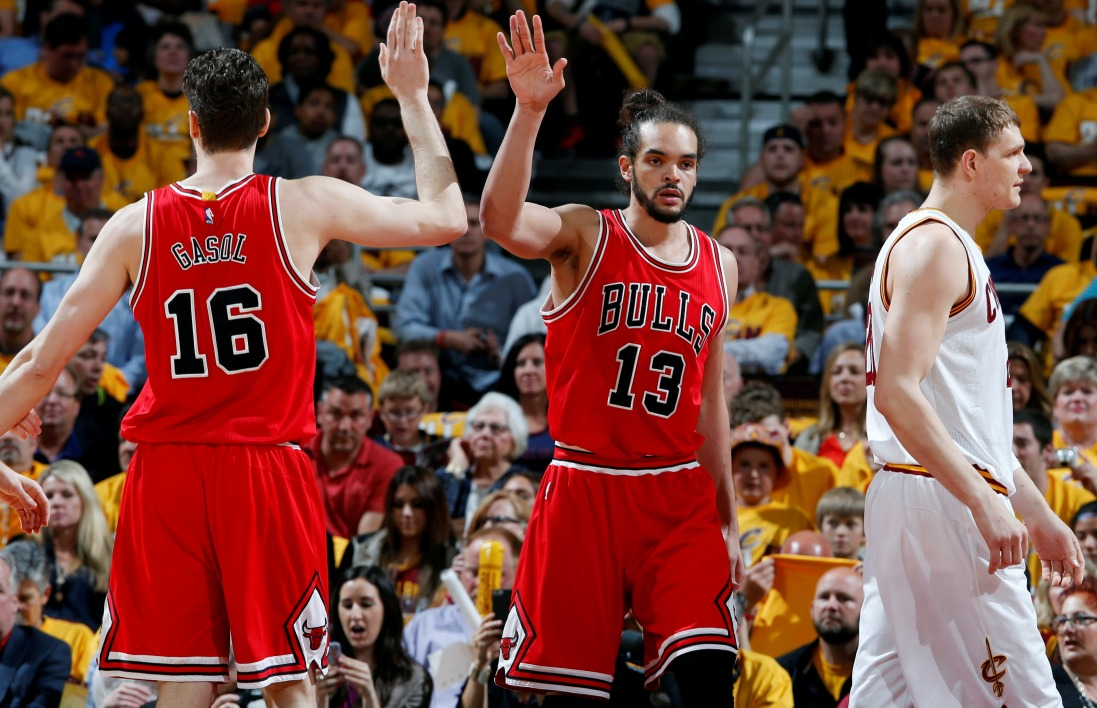 NBA : Chicago surprend Cleveland, Griffin refroidit Houston