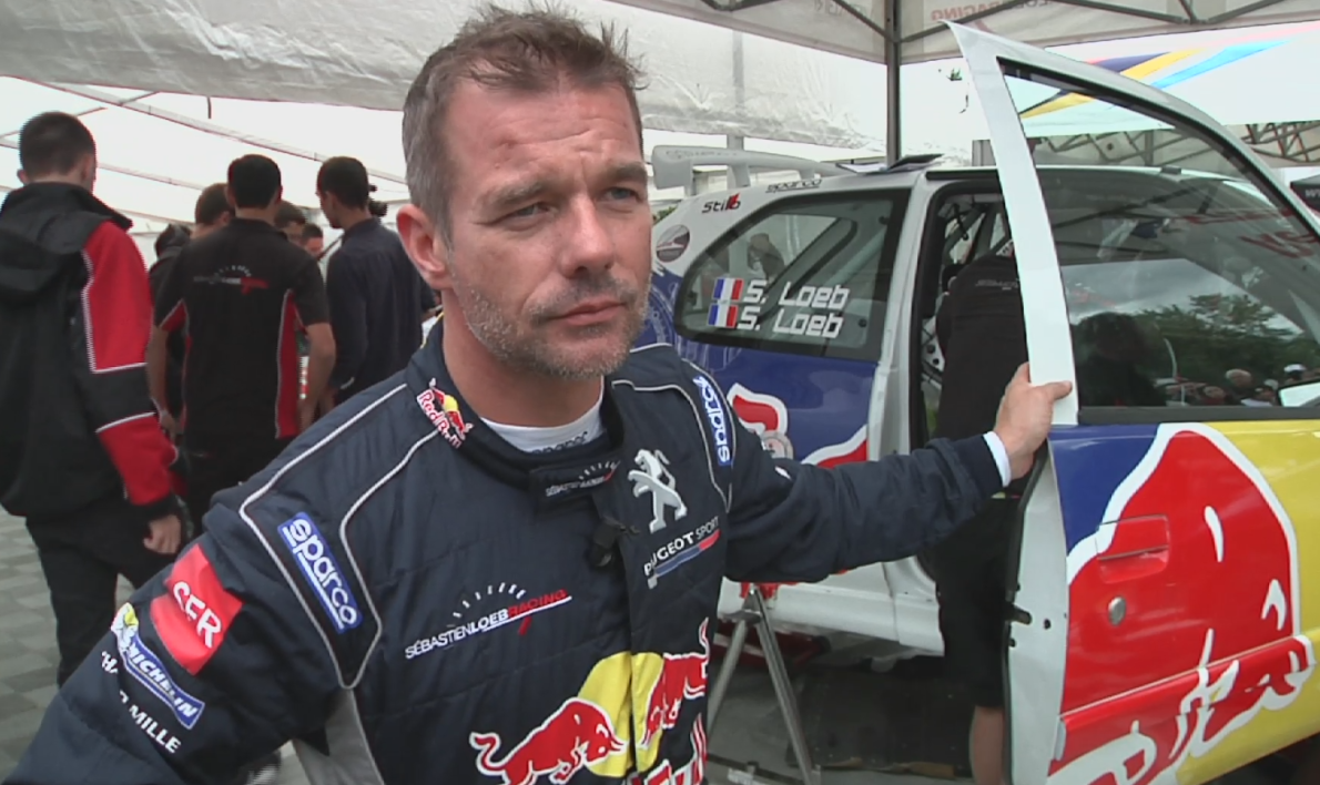 rallye s bastien loeb n carte pas un retour ponctuel sur le circuit wrc. Black Bedroom Furniture Sets. Home Design Ideas