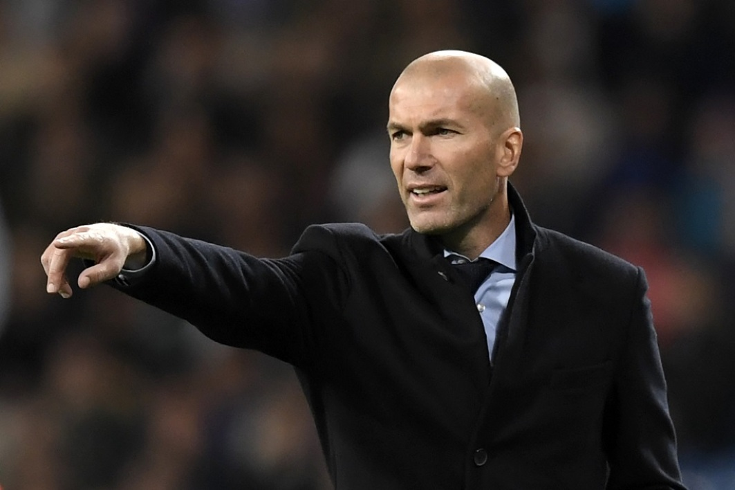 LDC, Zidane lance un grand avertissement au PSG — Real Madrid