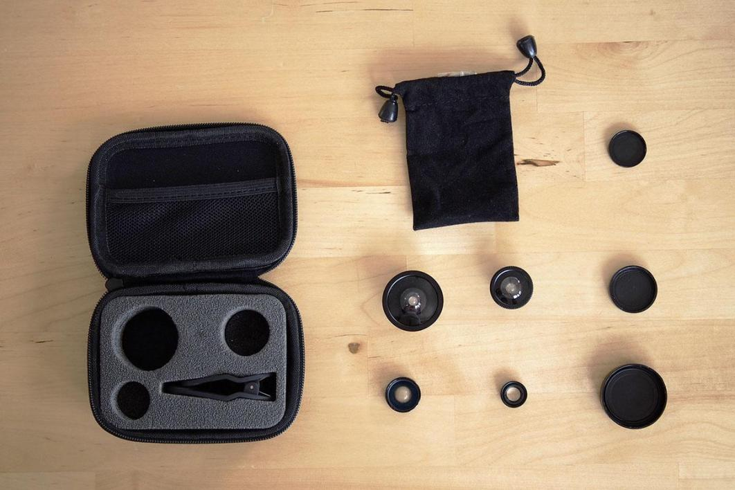 PNY 4-in-1 Lens Kit