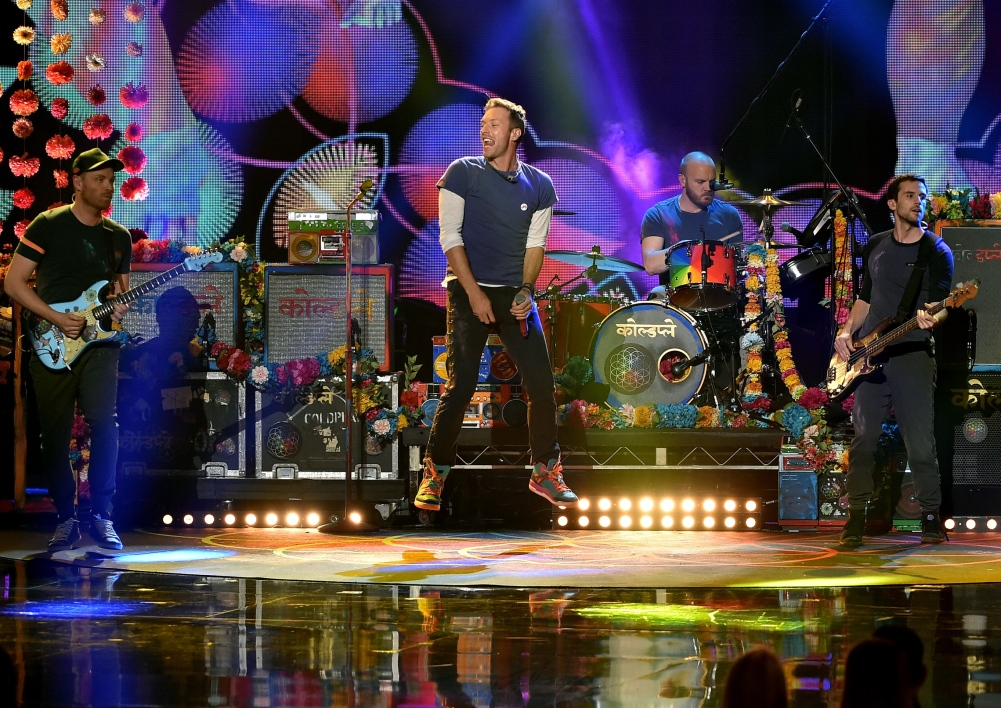 Super Bowl: Coldplay assurera le show