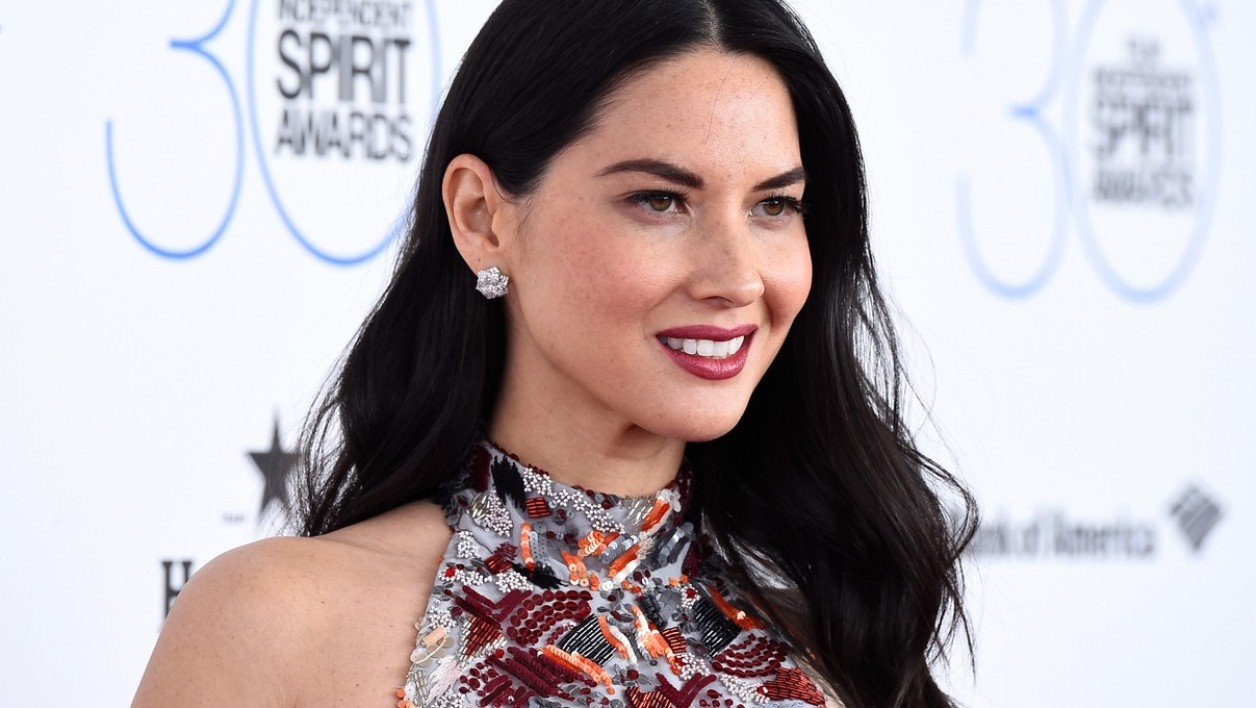 Olivia Munn lors des Film Independent Spirit Awards