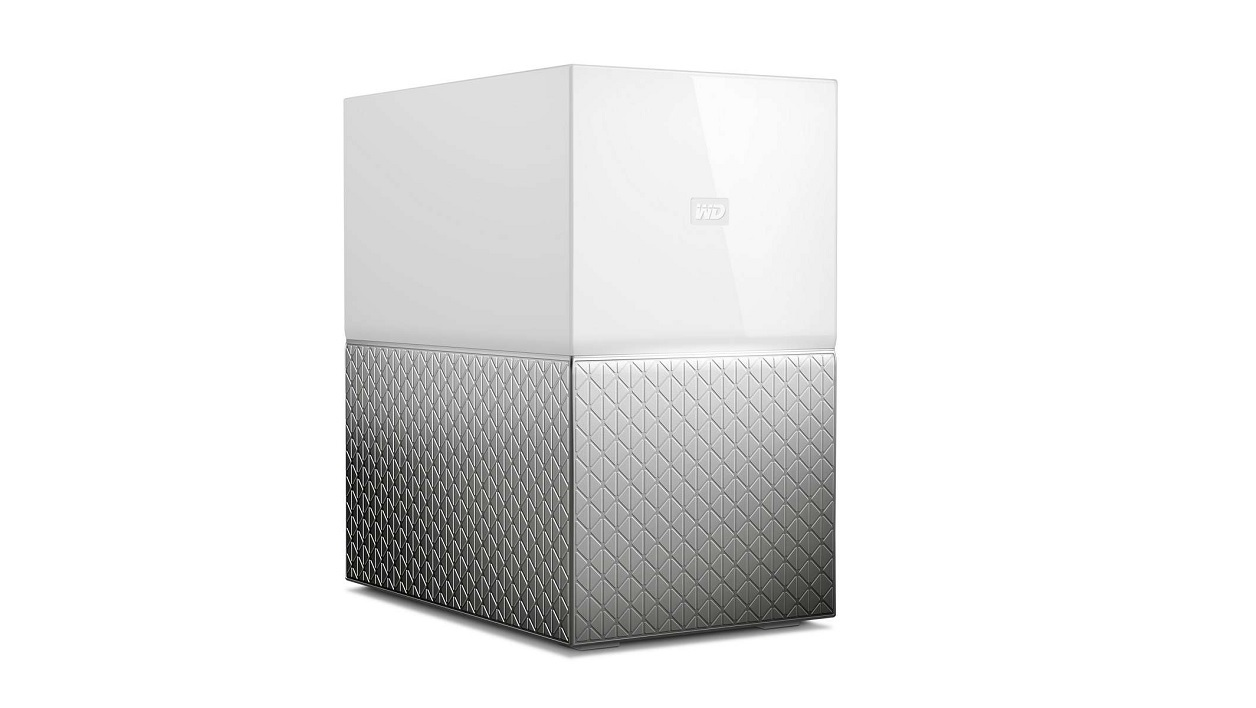 WD My Cloud Home Duo 12 To