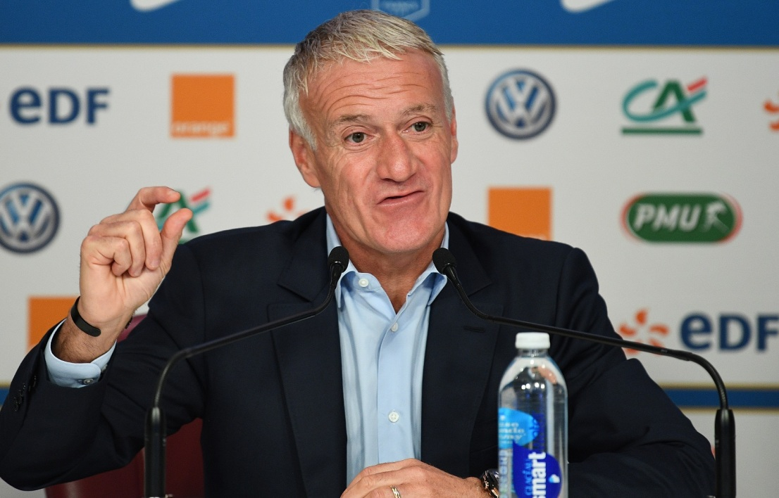 deschamps conf 041018 AFP.jpg