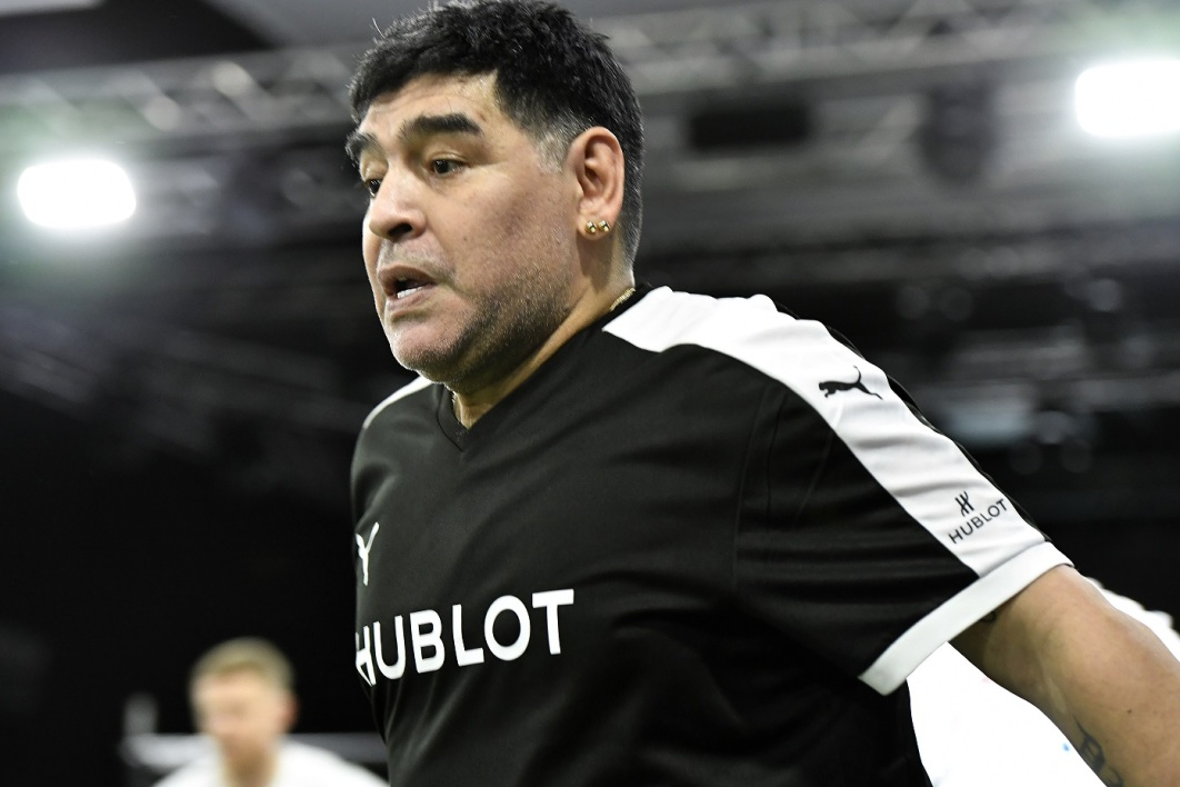 Maradona ne pense pas la France capable de remporter le Mondial 2018
