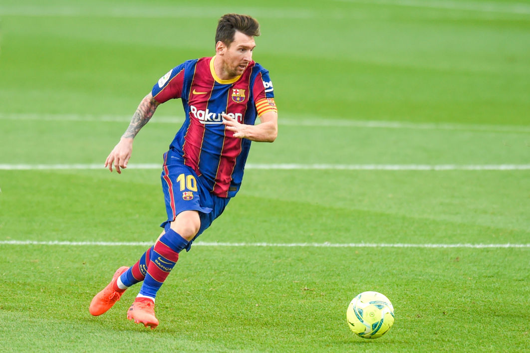 Lionel Messi - Barcelone