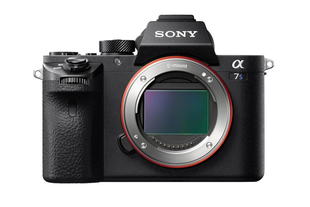 Sony Alpha A7S Mark II