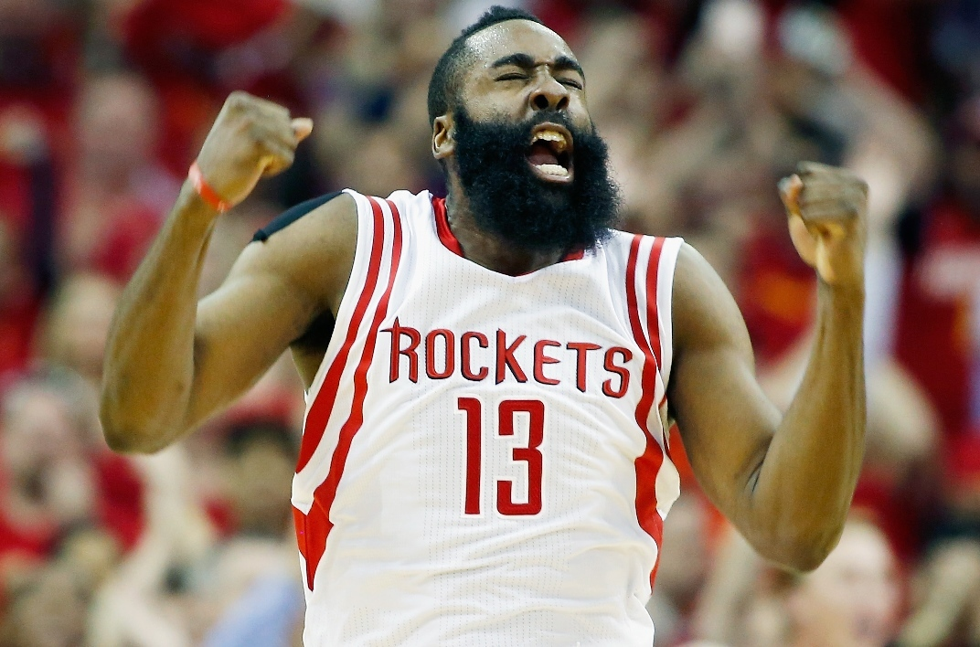 Une prolongation record pour James Harden