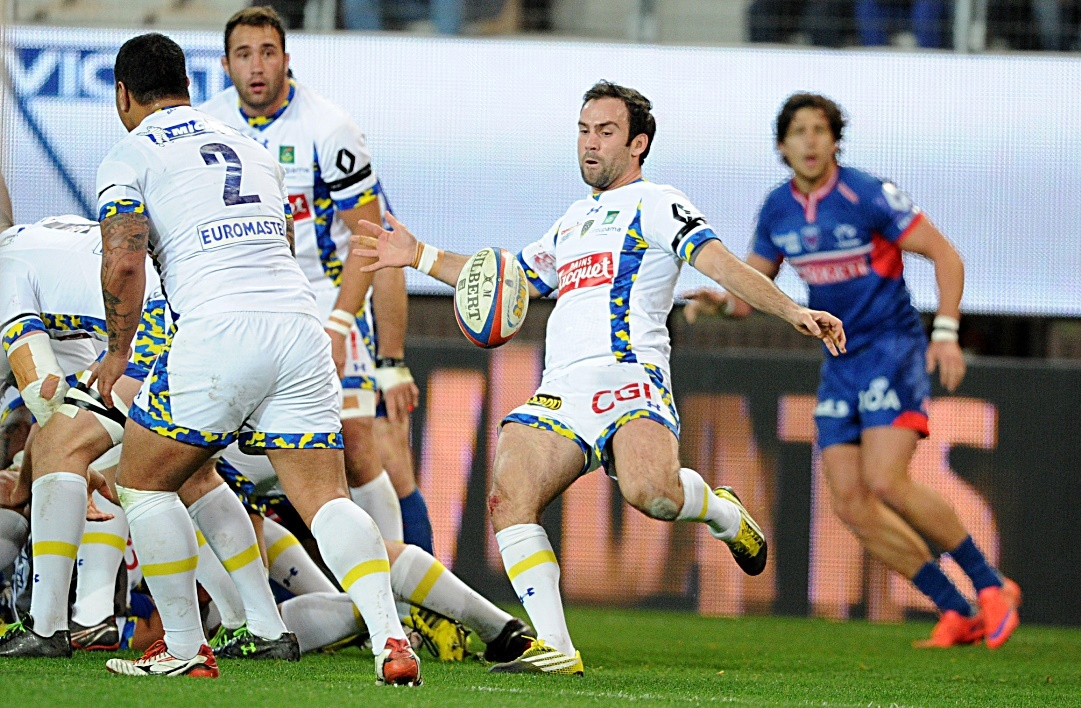 Top 14 : Clermont met la pression sur Toulon