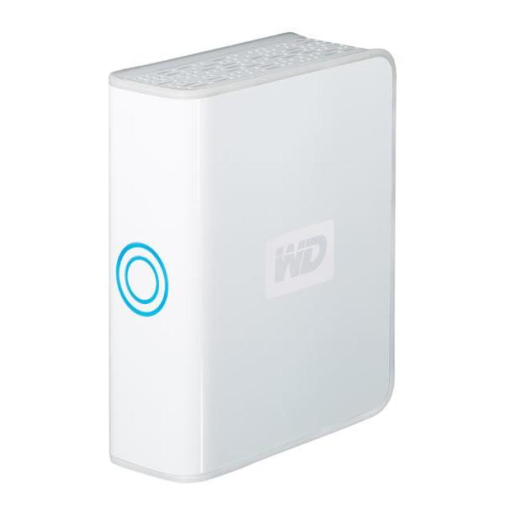 Western Digital My Book World Edition I  320 Go